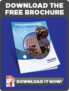 Download TECHSPO Johannesburg 2020 Brochure