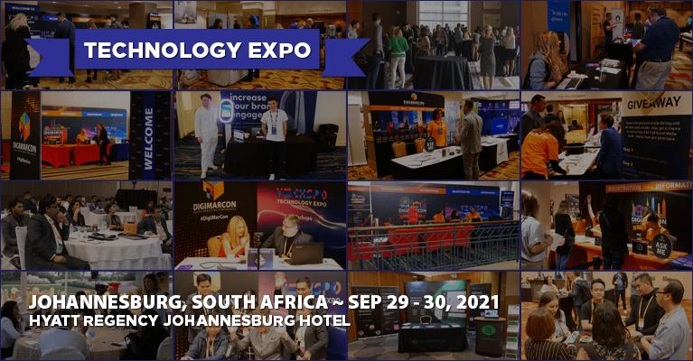 DigiMarCon Johannesburg 2019
