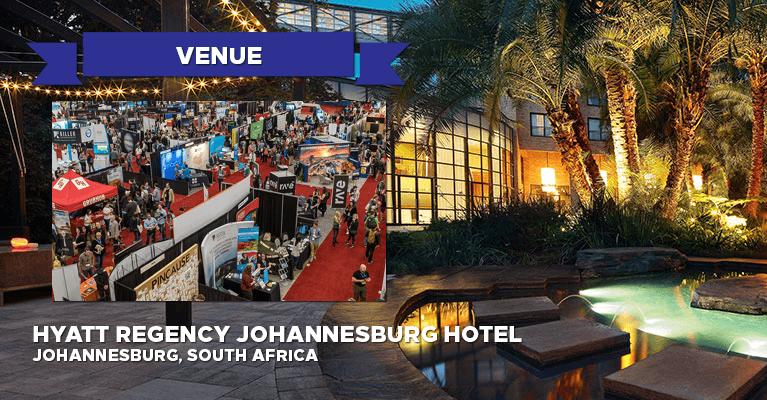 TECHSPO Johannesburg Venue